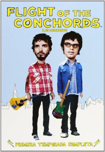 Flight Of The Conchords: 1ª Temporada [DVD]