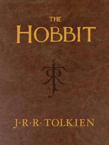 The Hobbit Or There and Back Again J. R. R. Tolkien Houghton Mifflin Harcourt (H