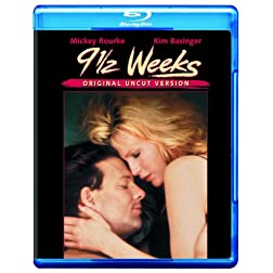 9 1/2 Weeks (Original Uncut Version) [Blu-ray]