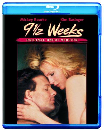 9 1/2 Weeks [Blu-ray]