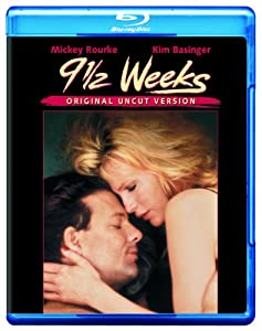 NEW Rourke/basinger/whitton - 9 1/2 Weeks (Blu-ray)