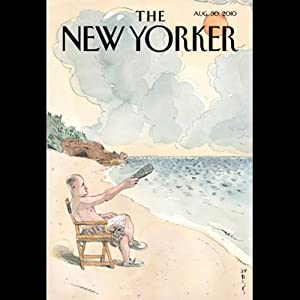 The New Yorker, August 30th 2010 (Jane Mayer, Ian Frazier, Amy Davidson) Periodical