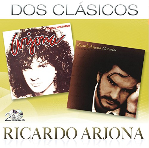 Ricardo Arjona - Dos Clasicos (Remastered, Brilliant Box, O-Card Packaging, 2PC)