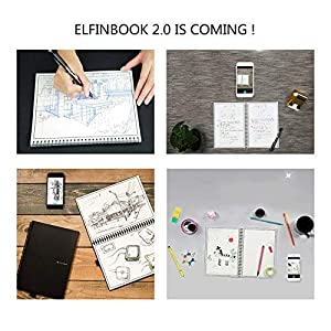 Smart Notebook,2 0 Smart Reusable Notebook Erasable