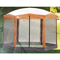 Unique Buy Coleman Portable Gazebo Replacement Canopy with Net RipLock