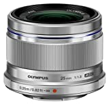 Olympus 25mm 1:1.8 M.Zuiko Digital Lens - Silver