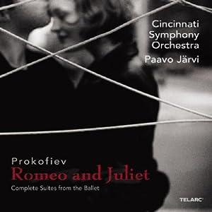 Prokofiev - Romeo and Juliet Suites