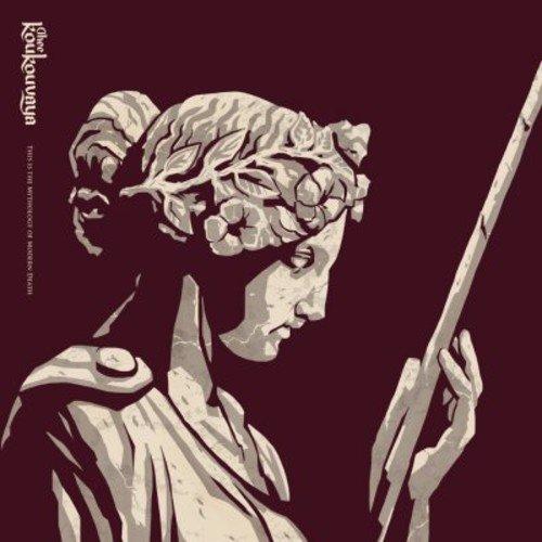 Vinilo : THEE KOUKOUVAYA - This Is The Mythology Of Modern Death