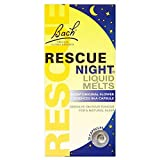 BACH RESCUE NIGHT LIQUID MELTS 28 CAP