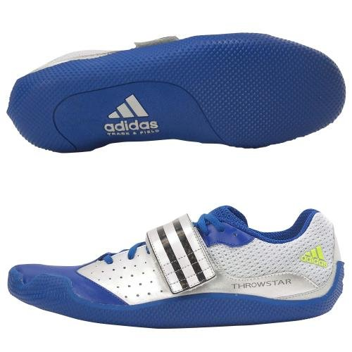 Amazon.com: adidas Throwstar Allround Blue Mens Track Field Shoes