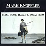 Mark Knopfler Going Home: Theme Of The Local Hero - Man & Sea Sleeve