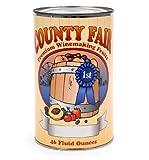 E.C. Kraus County Fair Fruit Base: Apple
