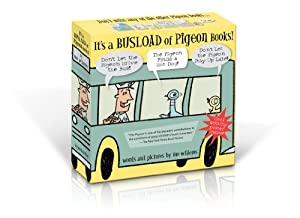 It's a Busload of Pigeon Books! by Disney-Hyperion