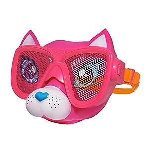 Buy Raskullz Girl's Cutie Cat Swim Mask, Neon Pink by Raskullz