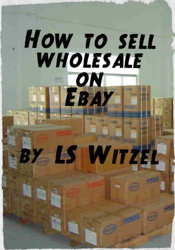 How to Sell Wholesale on Ebay (Meat and Potatoes Books) (Wholesale Meats compare prices)