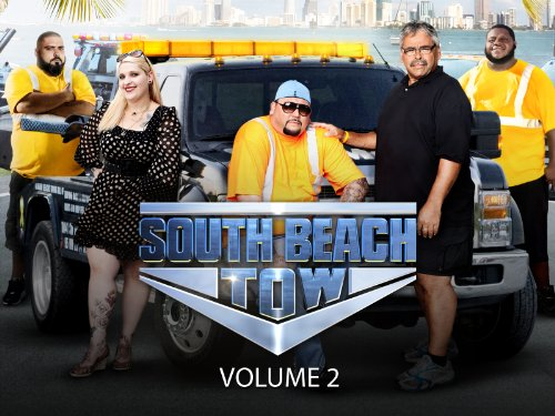 South Beach Tow Season 2