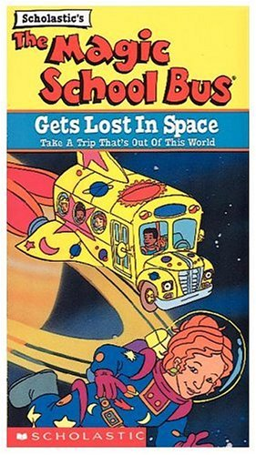 Magic School Bus Space Planets (page 4) - Pics about space
