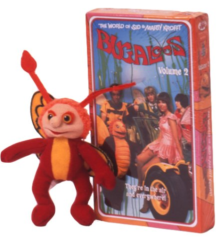Bugaloos 2 (W/Toy) [VHS]
