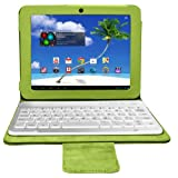 Proscan 8-Inch Android Tablet, Dual Core Processor, 1 GB Ram, 8 GB Memory, with Bluetooth and Wireless Bluetooth... by Proscan