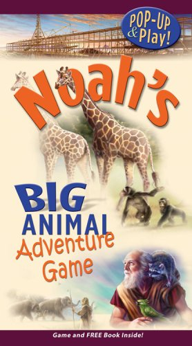 Noah's Big Animal Adventure Game