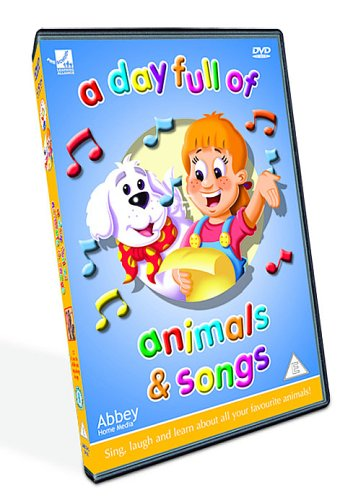 A Day Full Of Animals And Songs [DVD]