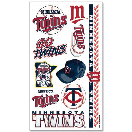 Minnesota Twins Tattoos - 1