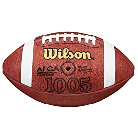 <b>Wilson F1005R NCAA Game Ball Football</b>