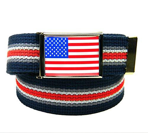 Build A Belt® American Flag Flip Top Men