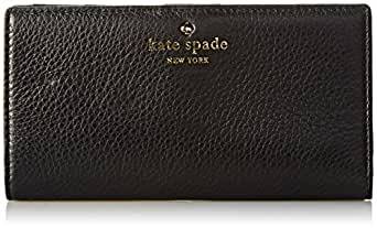 Kate Spade New York Cobble Hill Stacy Wallet Black One Size
