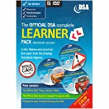The Official DSA Complete Learner Driver Pack (PC DVD)