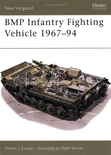 BMP Infantry Fighting Vehicle 1967-94 (New Vanguard)
