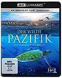 DVD Cover 'Der wilde Pazifik 4K - Die Schönheit des Lebens 4K UHD [Ultra HD Blu-ray]
