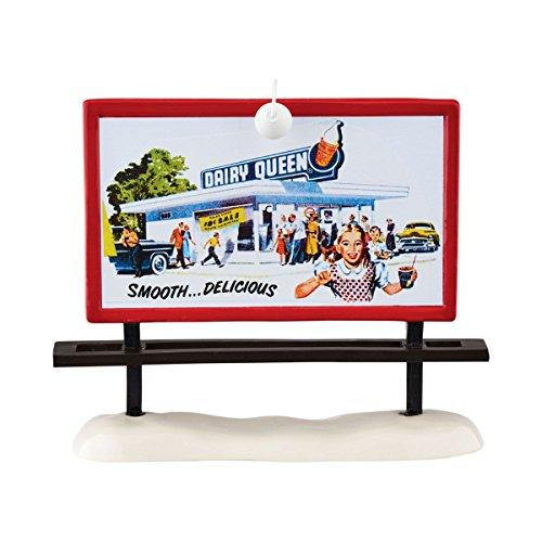 department-56-original-snow-village-dairy-queen-billboard-accessory-575