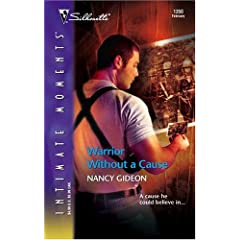 Warrior Without A Cause (Harlequin Romantic Suspense)