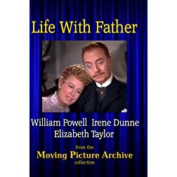 Life With Father - William Powell, Irene Dunne - 1947