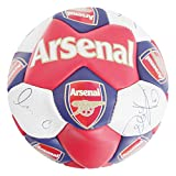 Arsenal Nuskin Size 3 Signature Football
