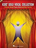 Kids' Solo Vocal Collection: With a CD of Piano Accompaniments