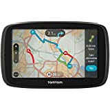 TomTom GO 50 5-inch Sat Nav with Western European Maps and Lifetime Map and Traffic Updates
