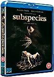 Subspecies (Region Free) [PAL] [Blu-ray]