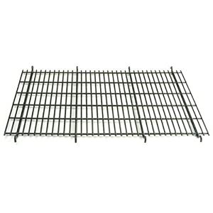 ProSelect Cage Floor Grate, Large, 42-Inch, Black