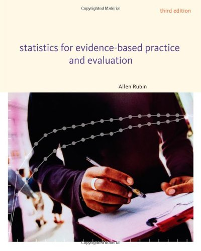 Statistics for Evidence-Based Practice and Evaluation...