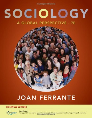 Sociology: A Global Perspective, Enhanced (Available...
