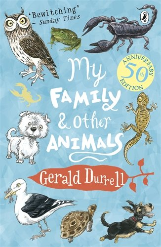 My Family and Other Animals price comparison at Flipkart, Amazon, Crossword, Uread, Bookadda, Landmark, Homeshop18