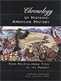 Chronology of Hispanic American History 1 (0810392003) by Kanellos, Nicolas