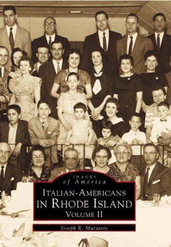 Italian-Americans In Rhode Island Vol 2 (Ri)