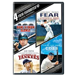 4 Film Favorites: Classic Baseball