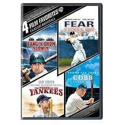 4 Film Favorites: Classic Baseball