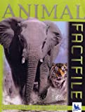Animal Factfile (0753412462) by Burnie, David