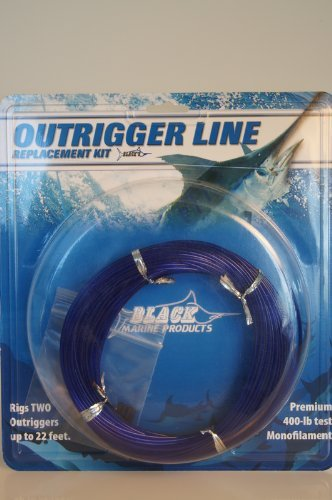 black-marine-ol-011-outrigger-line-replacement-kit-100-foot-spool-400-pound-test-blue-finish-by-blac