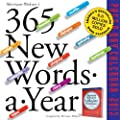 365 New Words-A-Year Calendar 2013 (Page a Day Calendar)